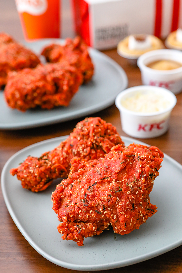 Shoyu Crunch KFC