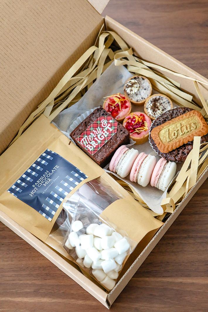 Bob The Baker Boy Christmas Gift Box