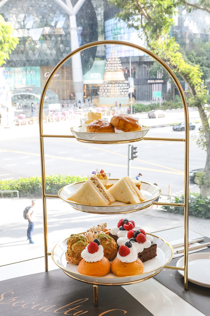 Cafe De Muse Afternoon Tea