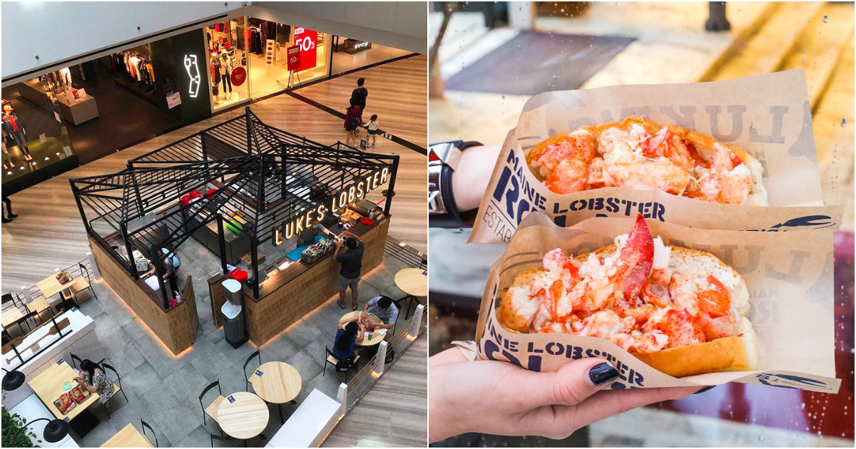 Luke's Lobster Singapore Jewel