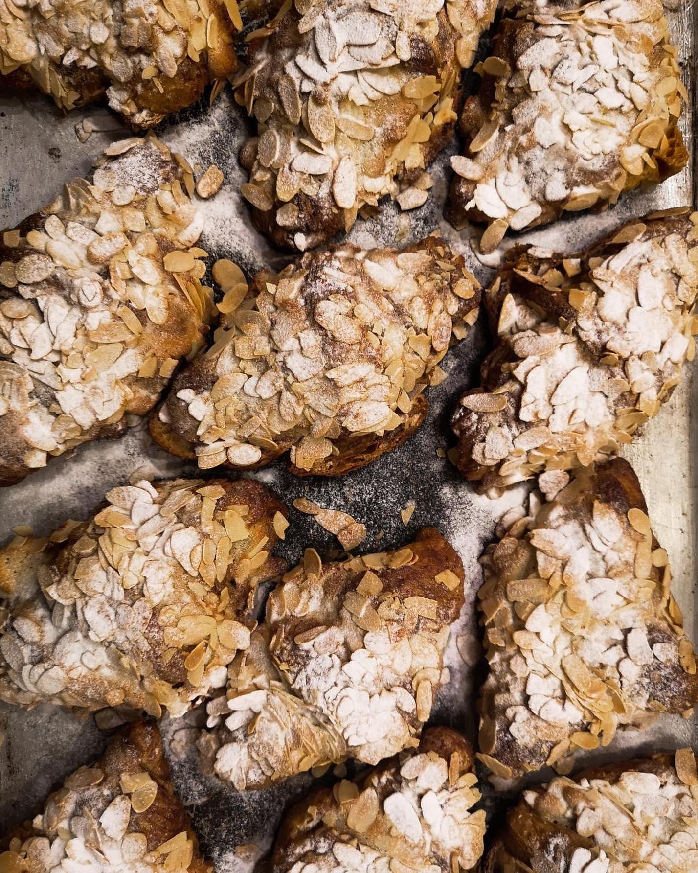 Maison Sucree Almond Croissants