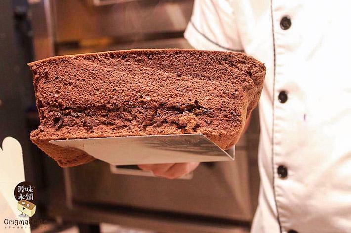 Original Cake Chocolate Castella Cake