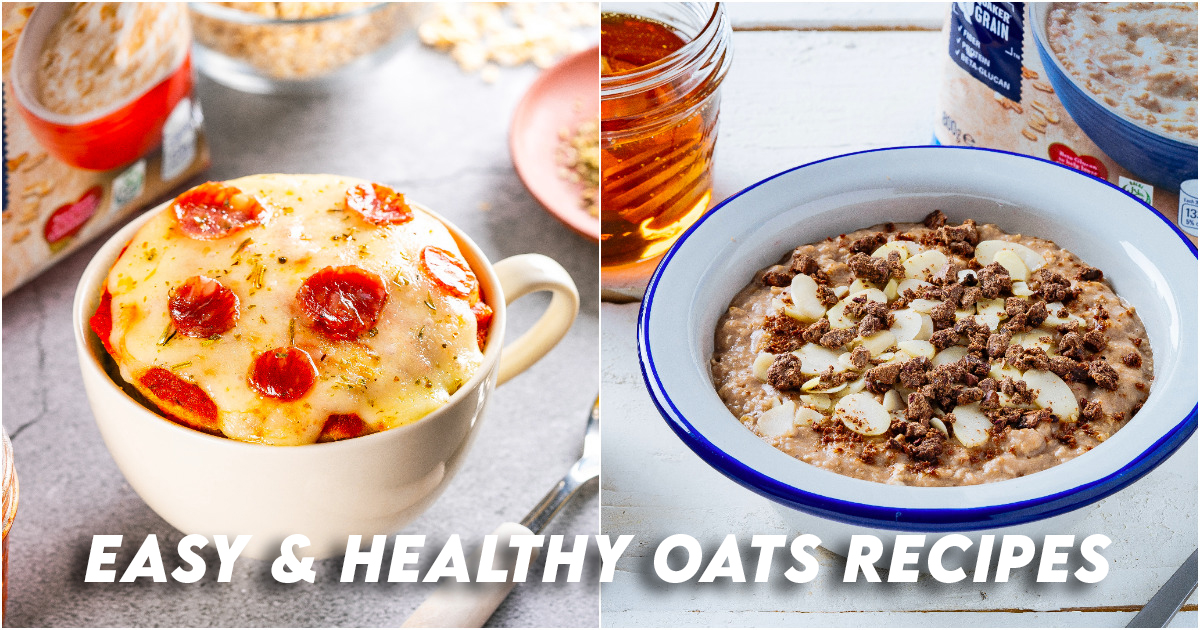 Quaker Oats Recipe