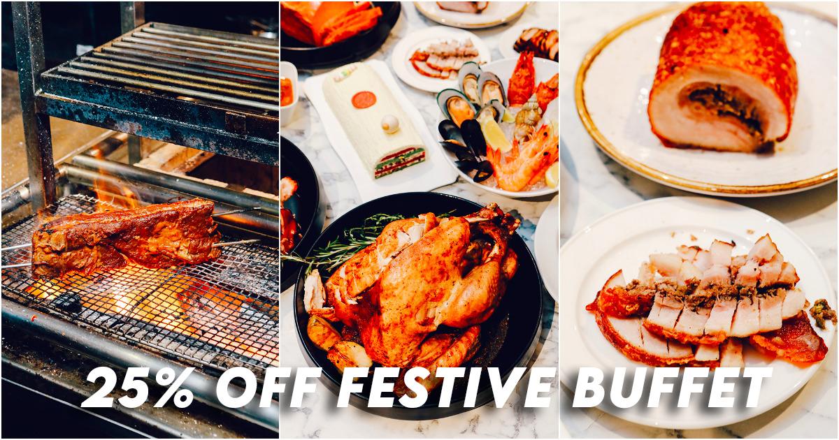 Spice Brasserie Festive Buffet 2020