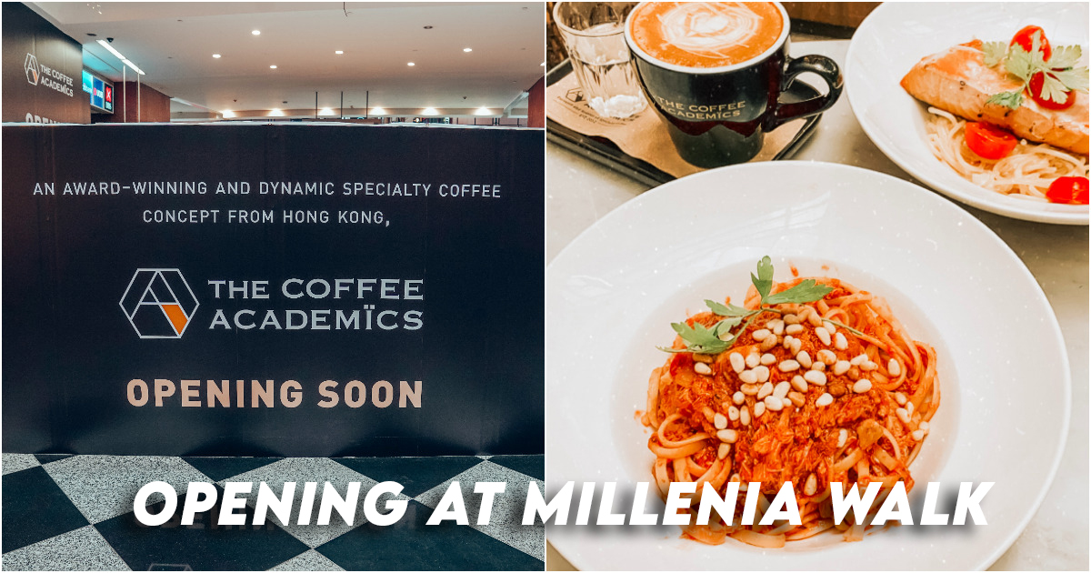 The Coffee Academic Millenia Walk