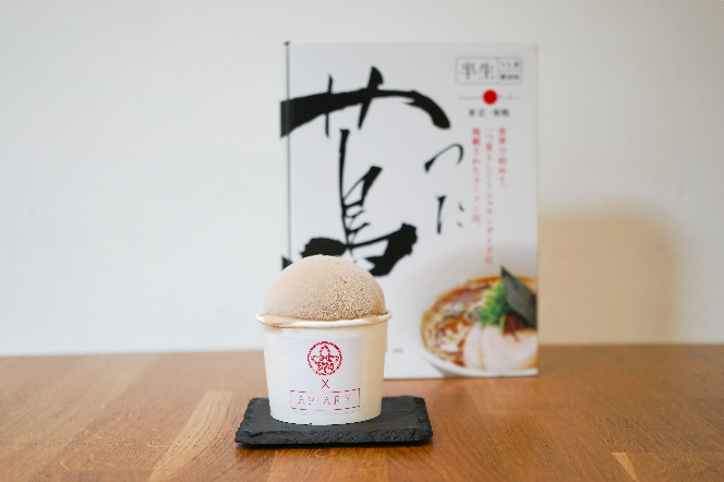 Tsuta Ramen Ice Cream