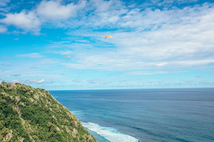 Uluwatu Bali Cliffs