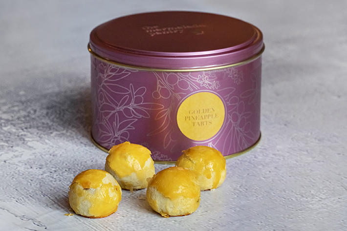 Marmalade Pantry Pineapple Tarts