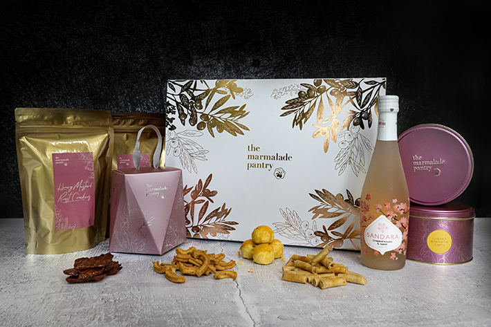 The Marmalade Pantry CNY Gift Sets