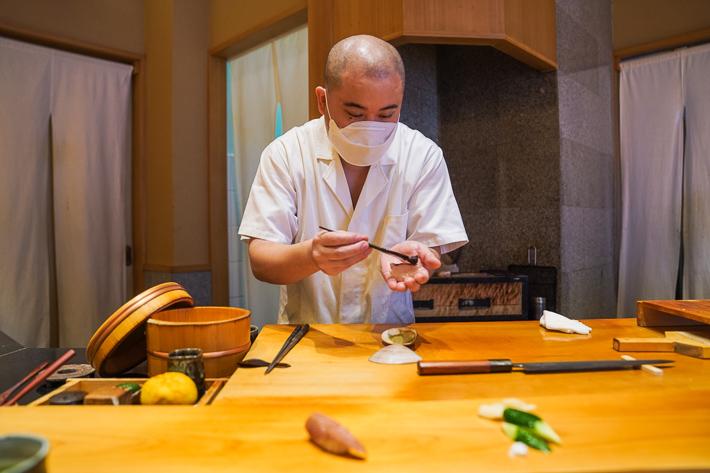 Ashino Chef Taku Ashino