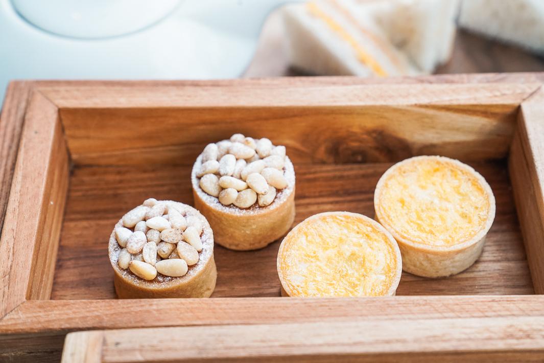 Fennel Cafe tarts