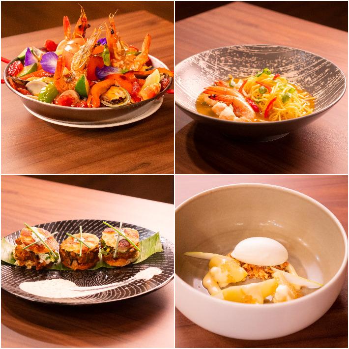 MasterChef Singapore Food Shots