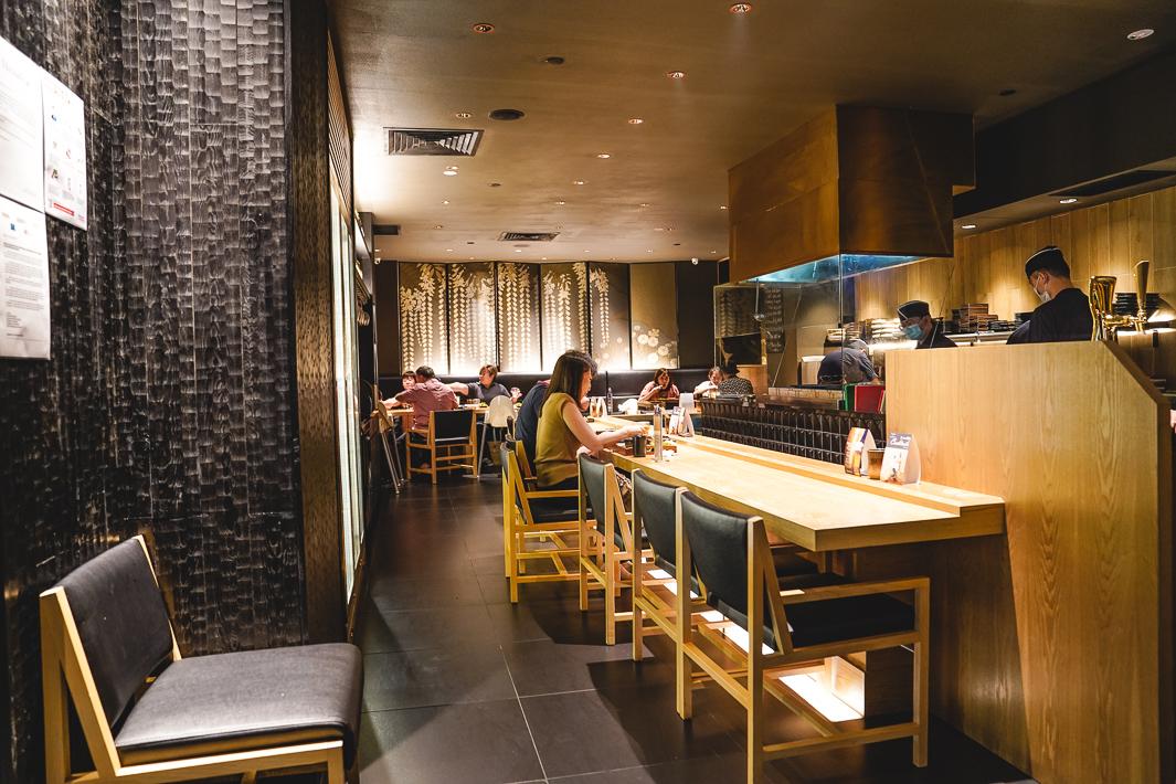 Matsukiya Interior