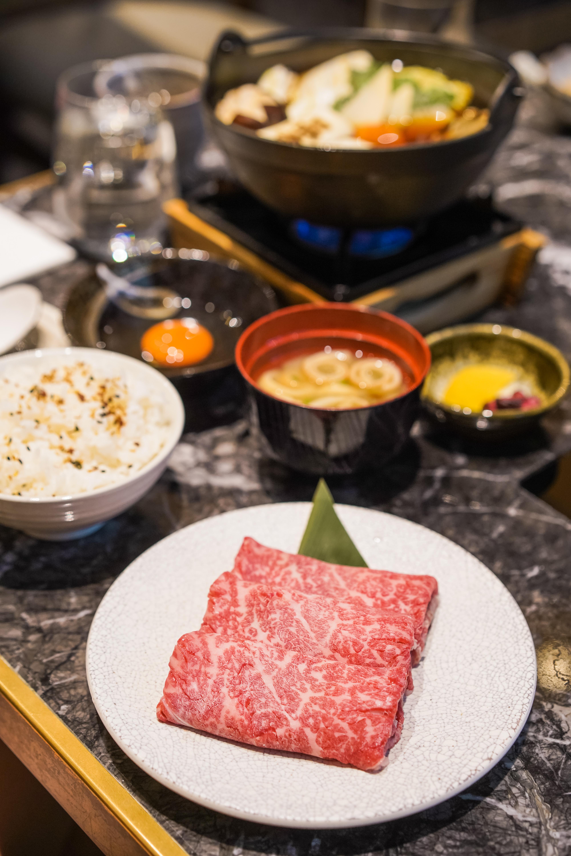 Black Cow Wagyu Sukiyaki