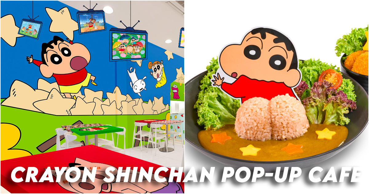 Crayon Shinchan Cafe