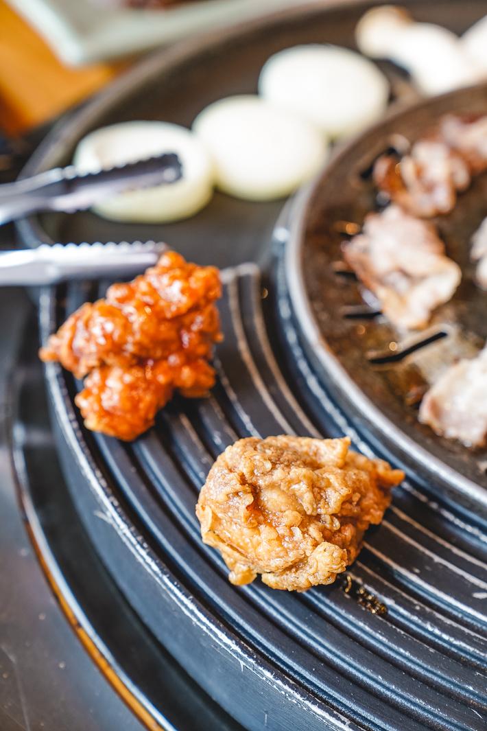 Sin Manbok Korean Fried Chicken