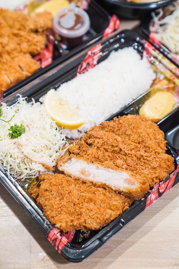 Maruhachi Pork Tonkatsu
