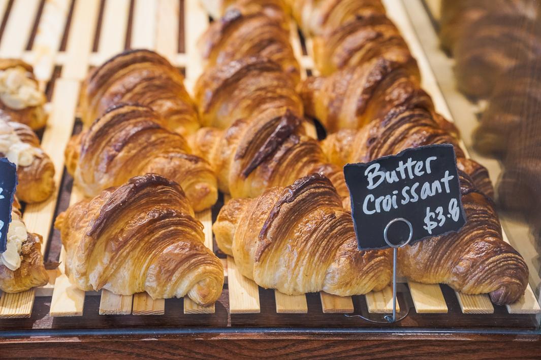 The Bread Rack Butter Croissants