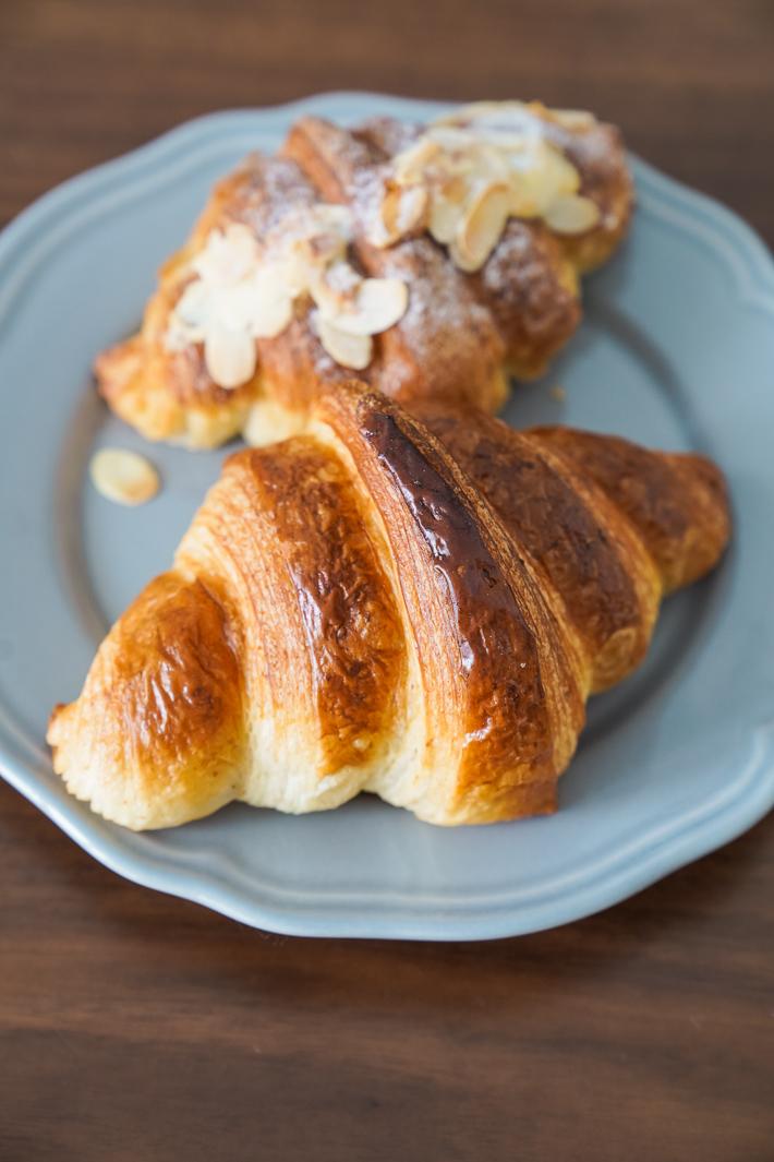 The Bread Rack Croissants