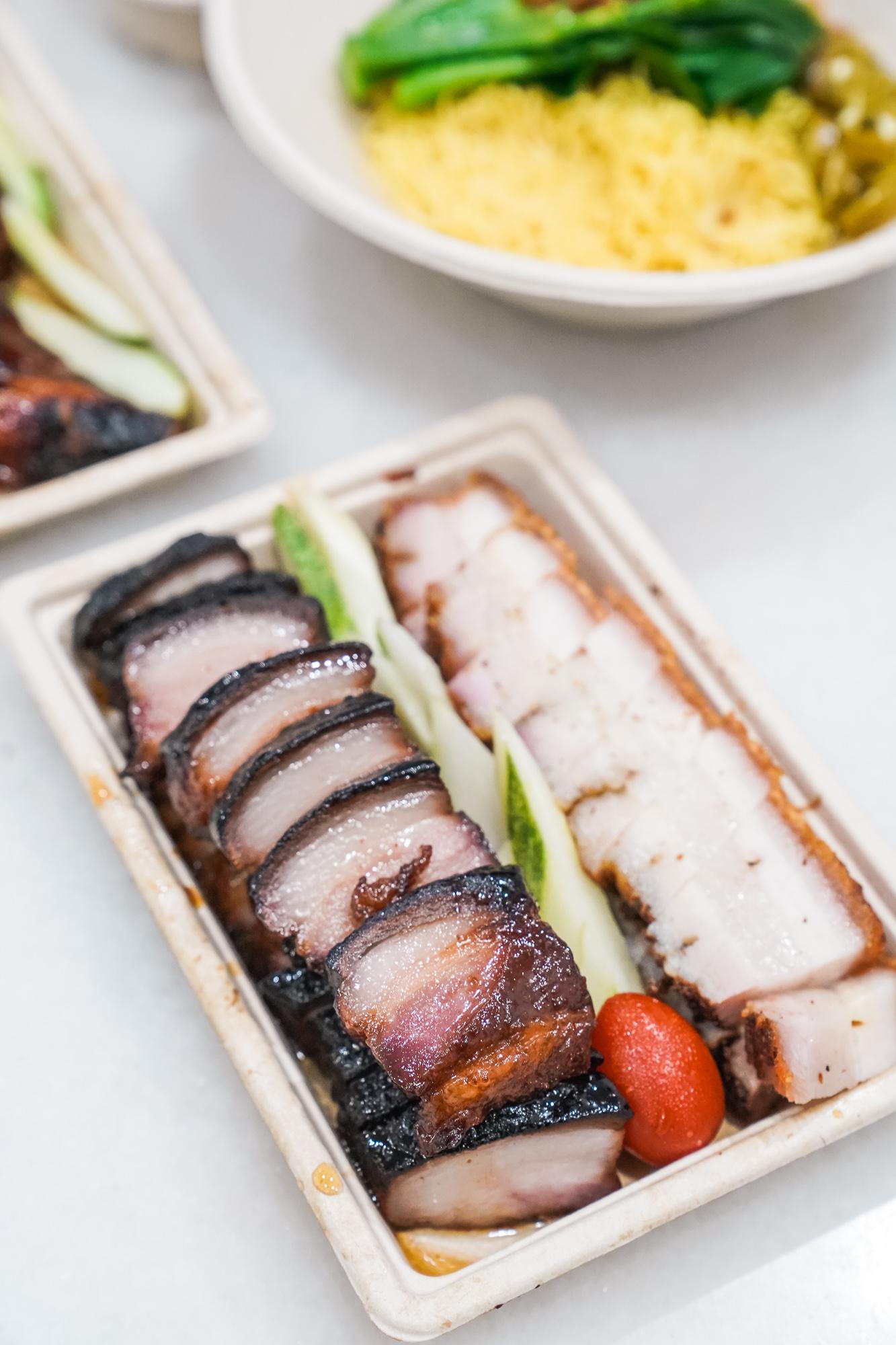 Laifabar Fatty Char Siew Roast Pork