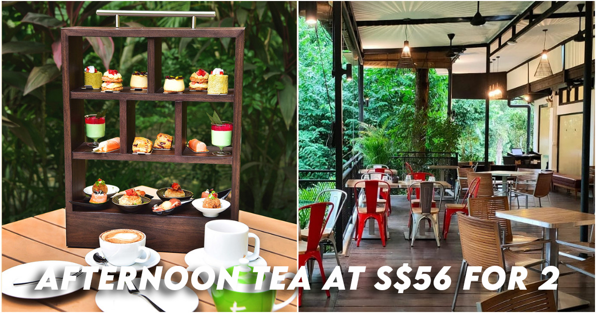 Spruce cafe Afternoon Tea