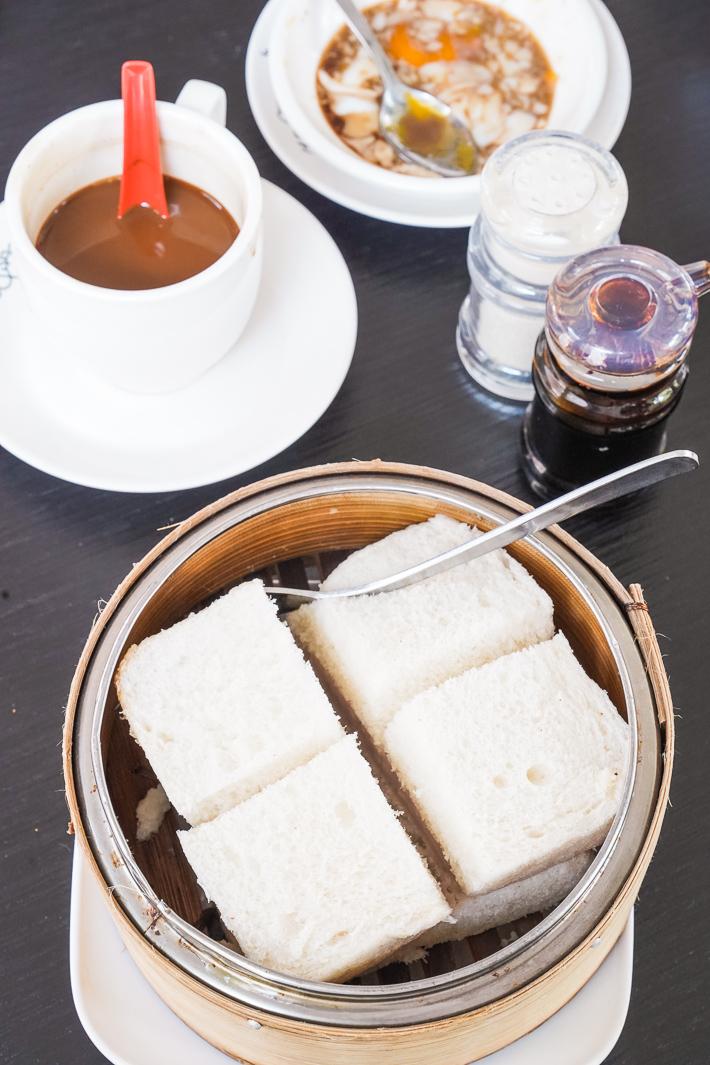 HUB & SPOKE Kaya Toast