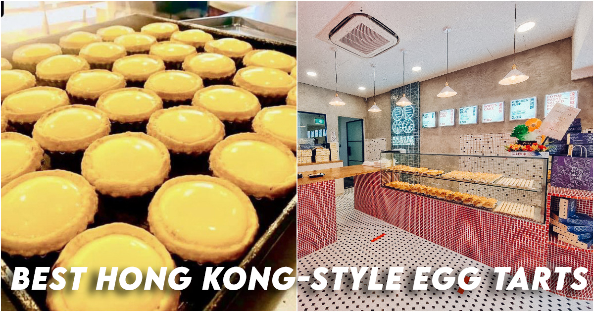 Leung Sang HK Pastries