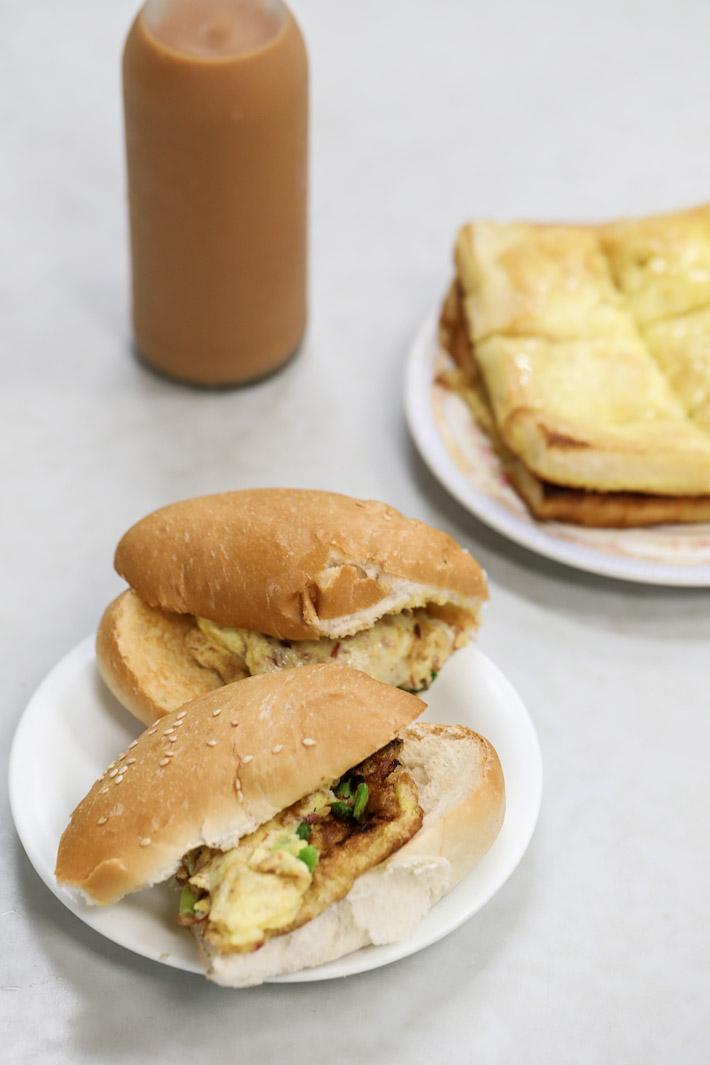 Shui Kee Egg Beef Bun