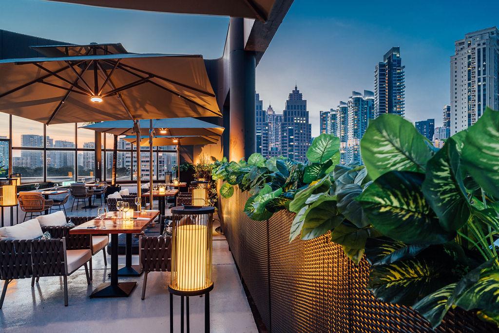 Sky Lido Rooftop Bar