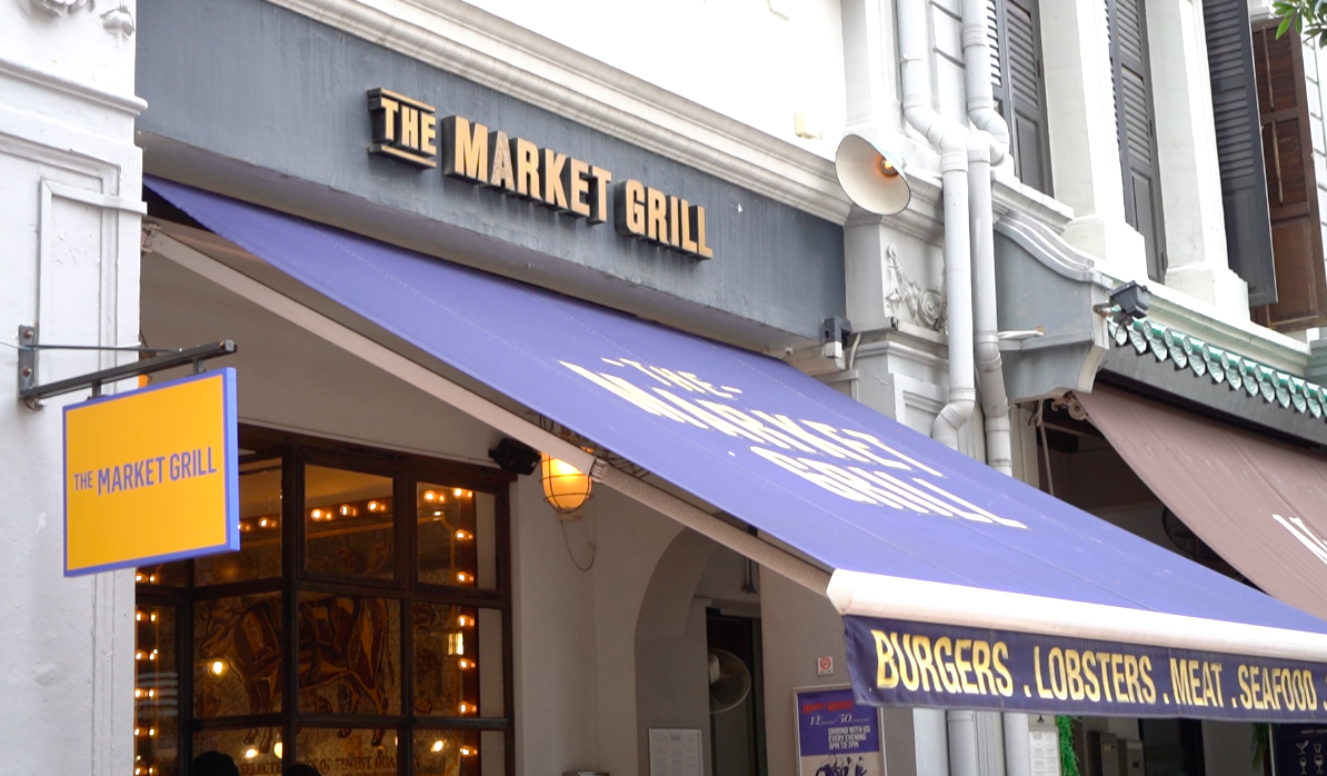 The Market Grill exterior