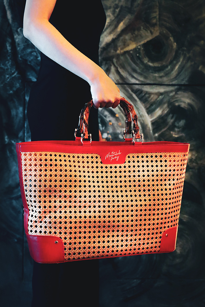 The Marmalade Pantry - Mid-Autumn Large Tote Bag