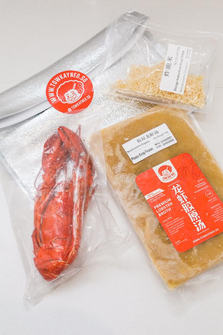 Tow Kay Neo Lobster Pao Fun Bundle Kit