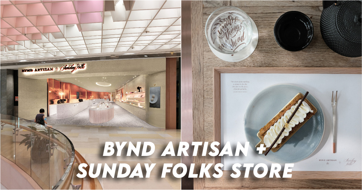Bynd Artisan + Sunday Folks