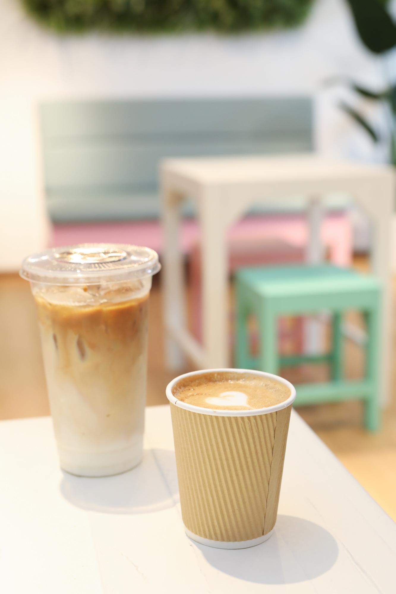 CAF Clickafood coffee