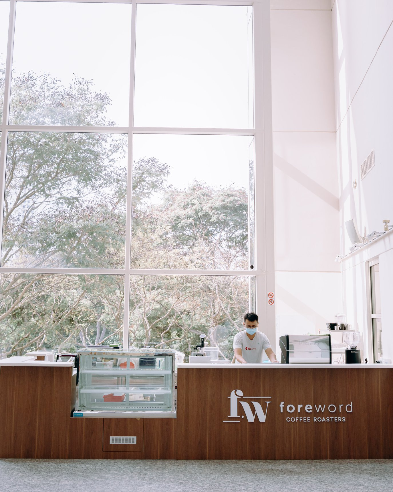 Foreword Coffee Yong Siew Toh Conservatory of Music