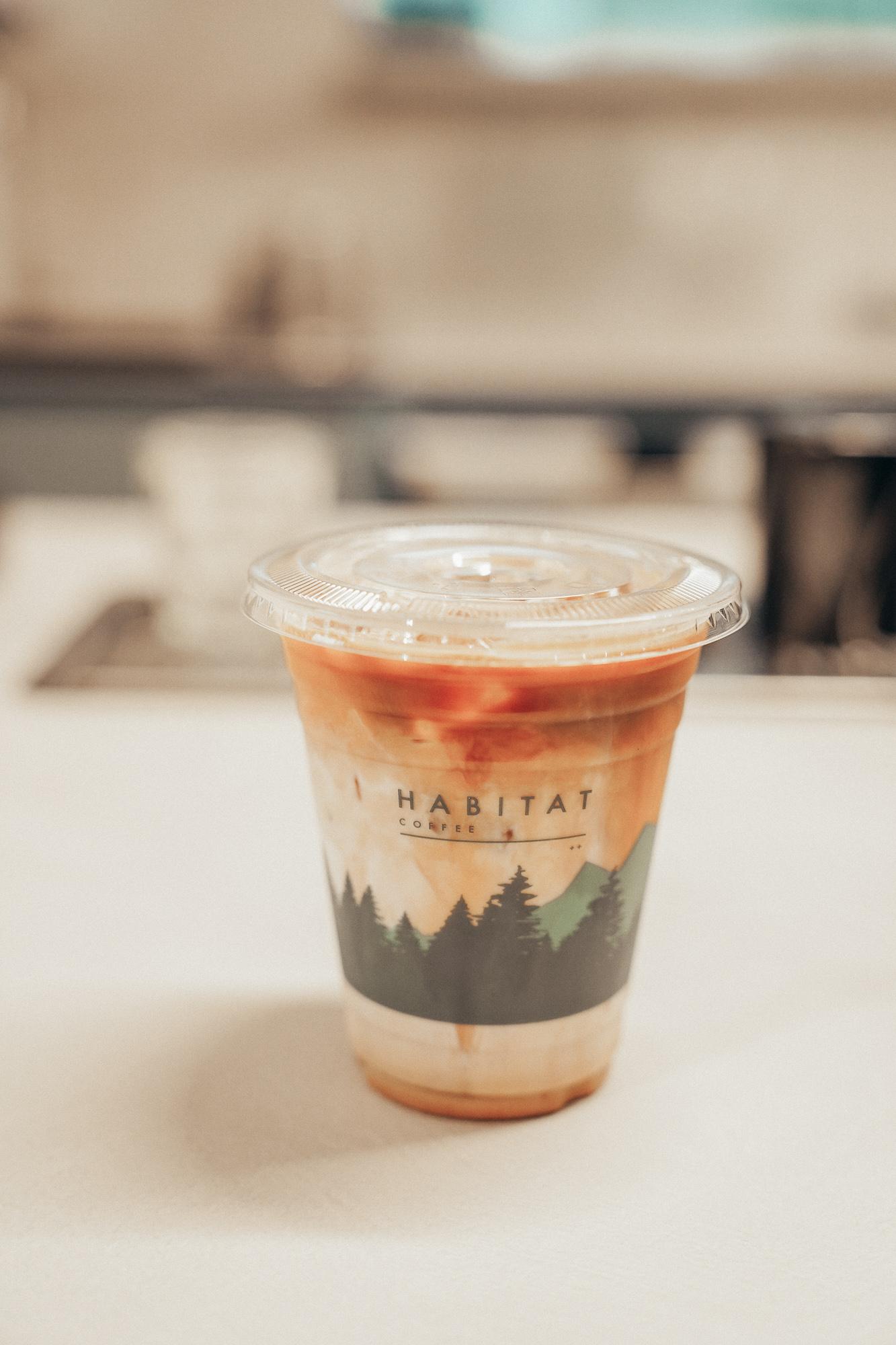Habitat Coffee Iced White