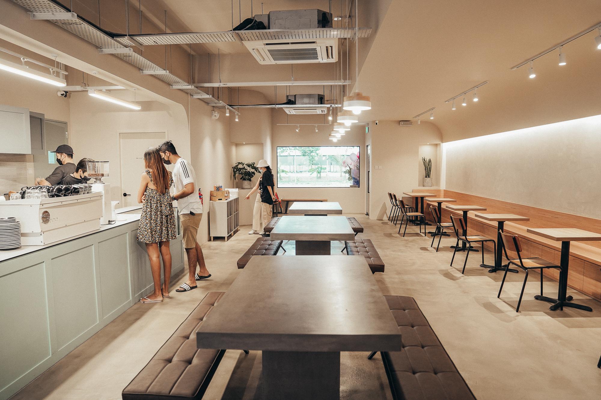 Habitat Coffee Interior
