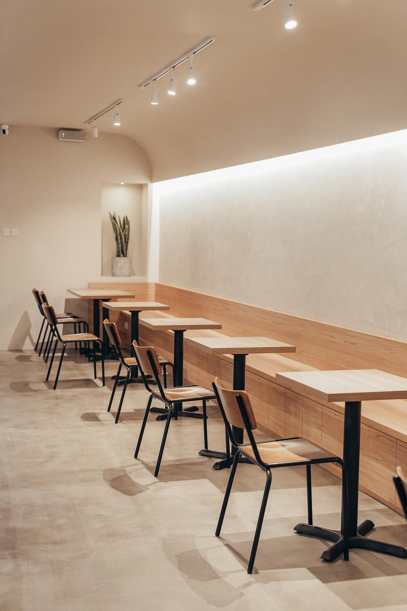 Habitat Coffee Lavender Interior