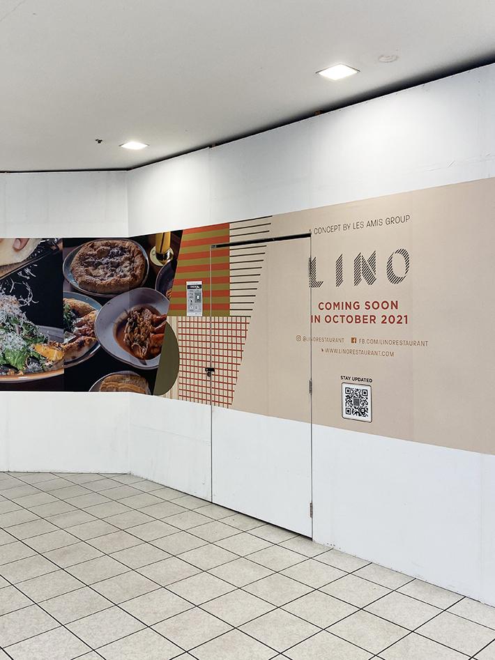 Lino's pasta bar Forum