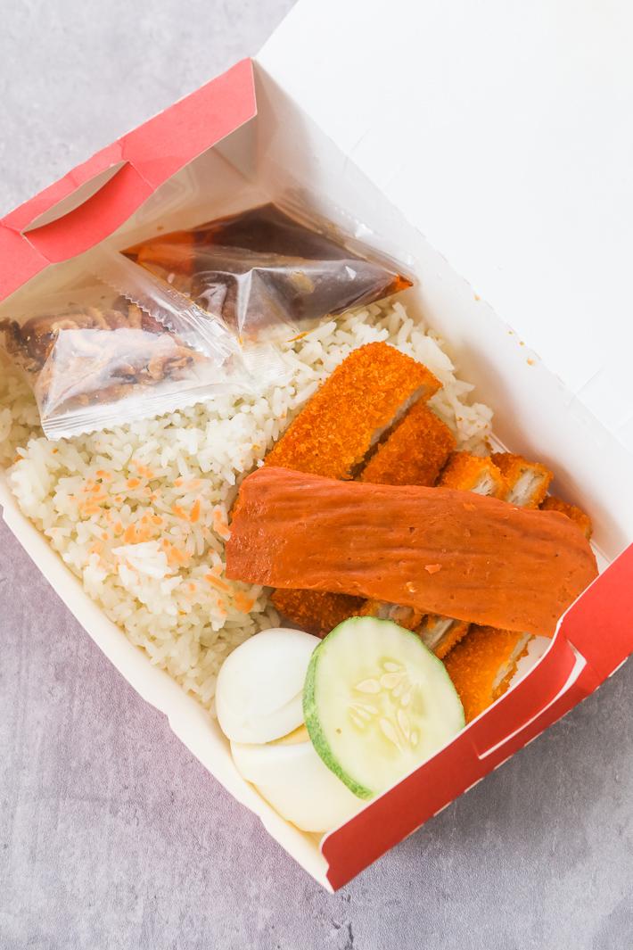 Otah Box Hougang Otah Nasi Lemak