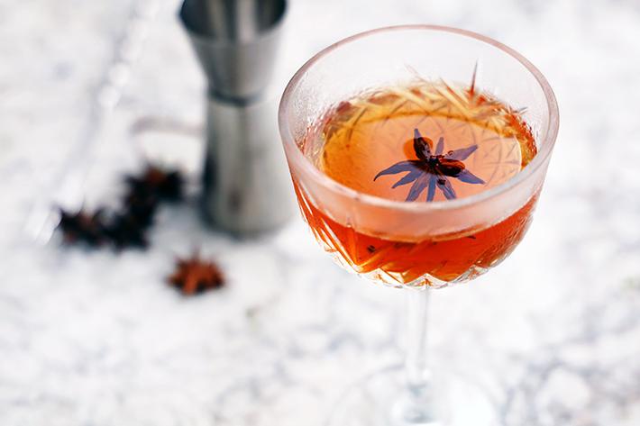 Bedrock Origin Cocktail
