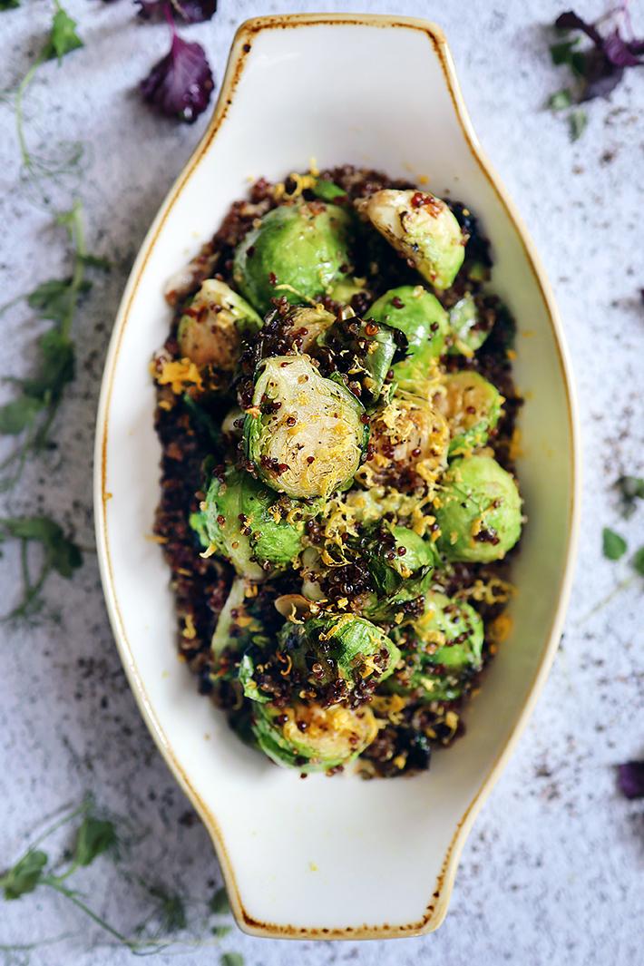 Bedrock Origin - Spicy Brussels Sprouts
