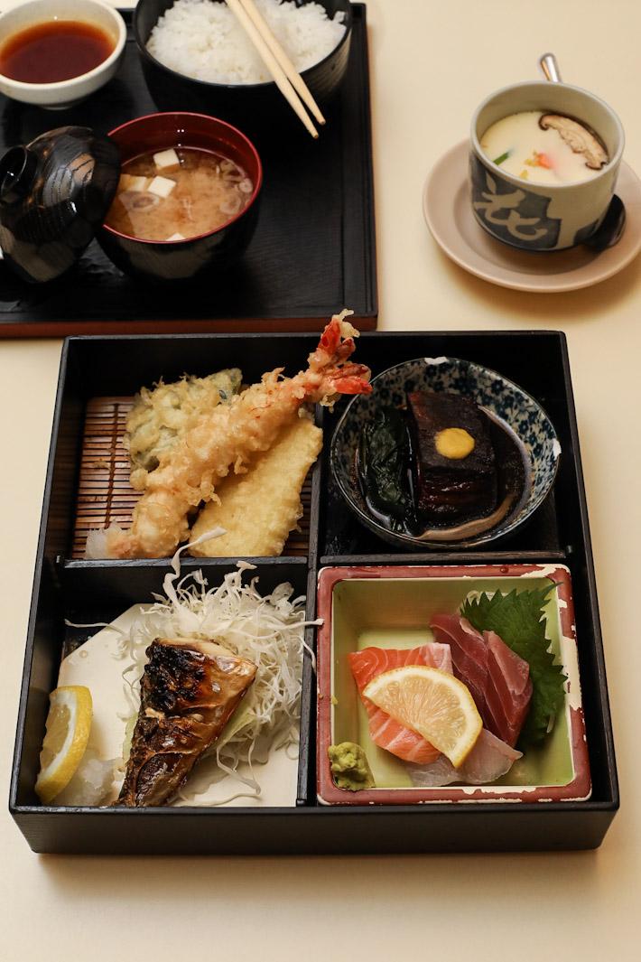 Izakaya Nijumaru Bento Set