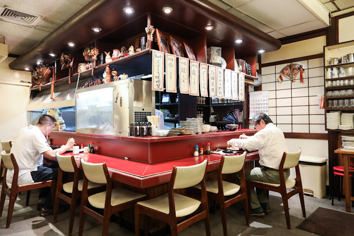 Izakaya Nijumaru Sushi Bar