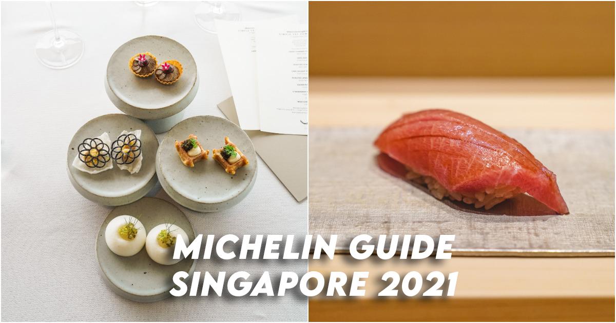 Michelin Guide Singapore 2021