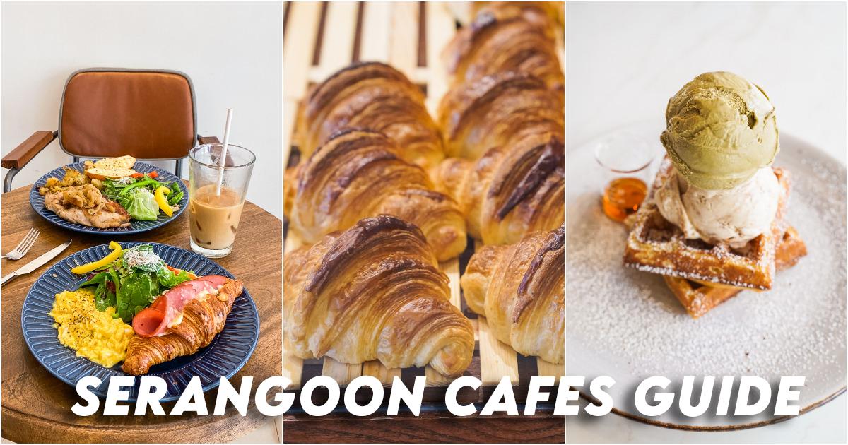 Serangoon Cafe Guide