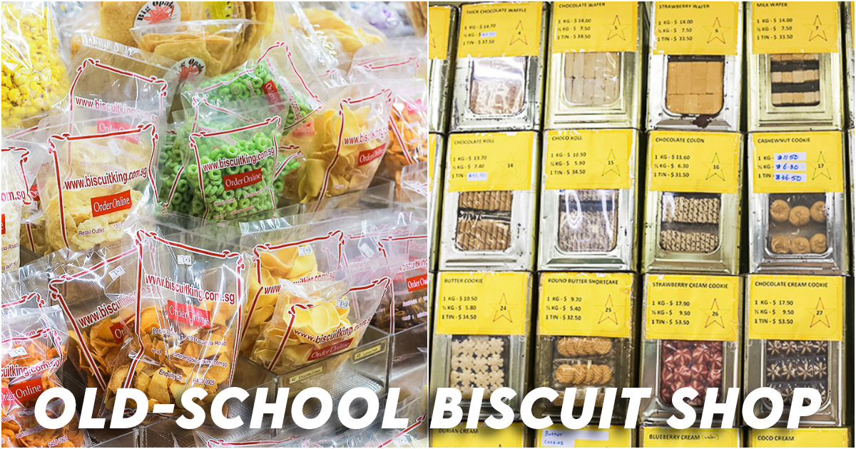 Biscuit King Shop