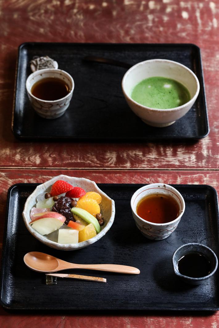Kosoan Japanese Dessert