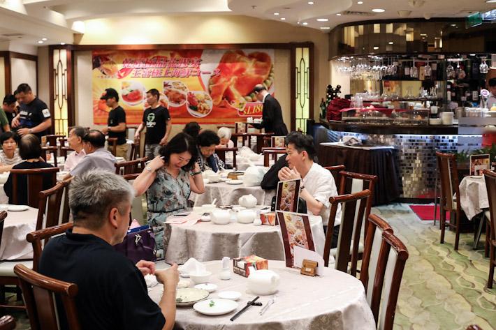 Chuk Yuen Seafood Restaurant Hong Kong