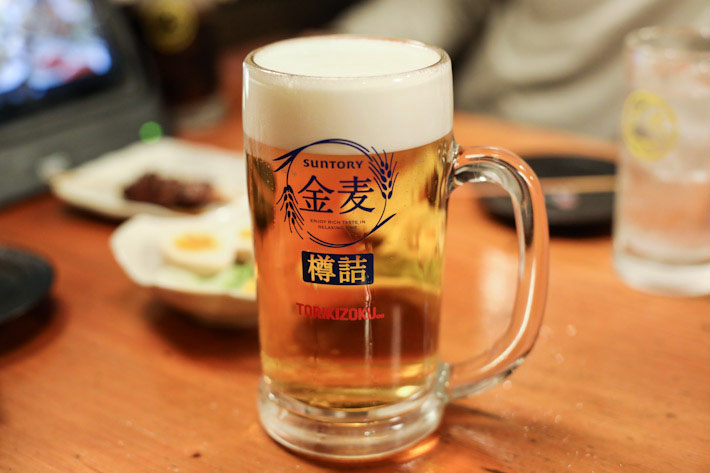 Suntory Japanese Draft Beer